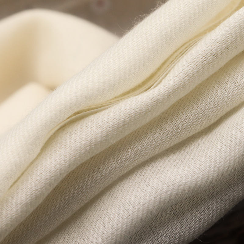 High Quality Fabric Wholesale Cashmere Silk Blend Woven Fabric