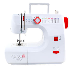 FHSM-700 used hand thread rewind 16 stitch patterns electric sewing machine