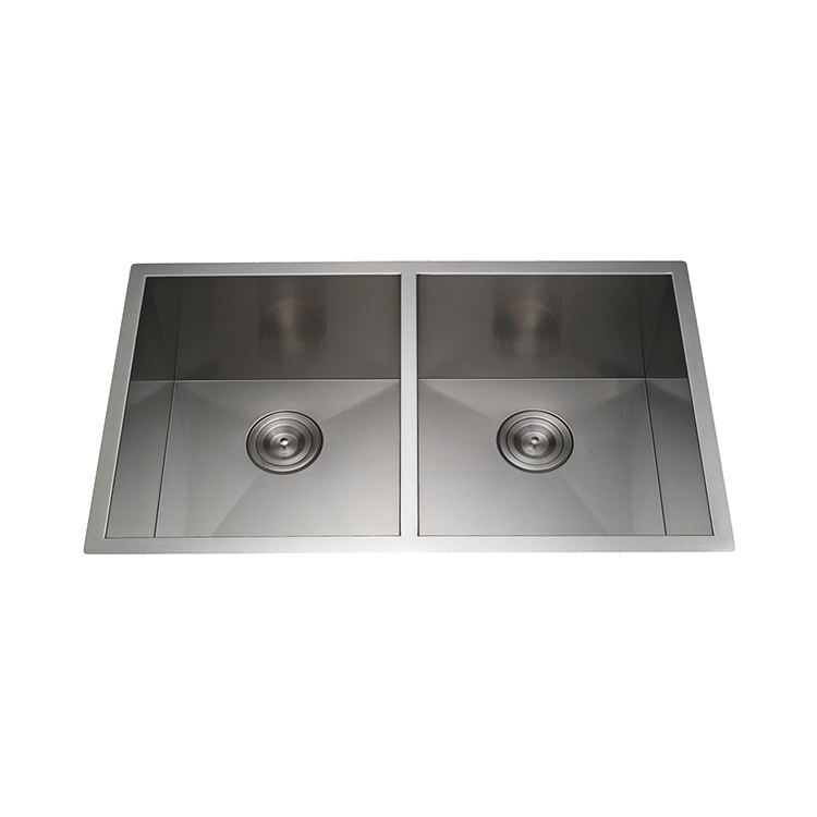 corner brushed stainless steel big kitchen sinks stainless steel