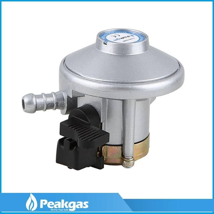 Buena Reputación SGS QS Regulador De Gas Válvula Reductora