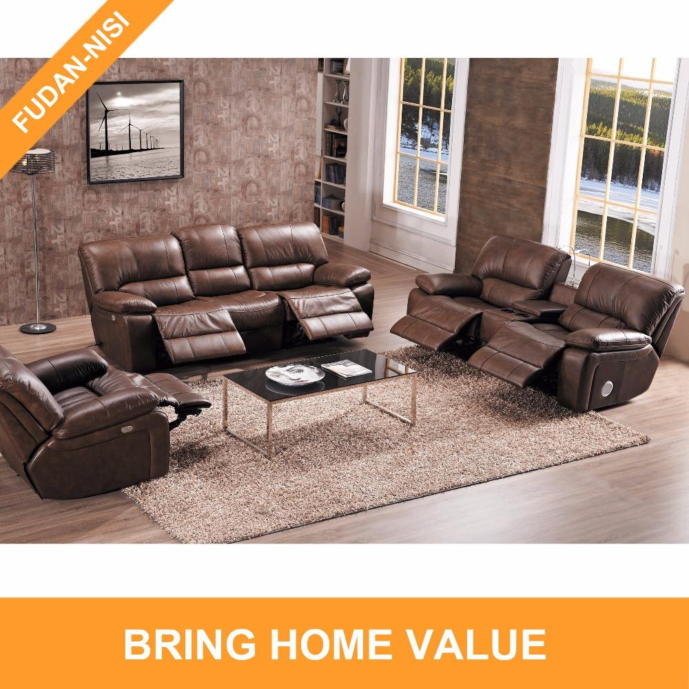 Multi-functional Factory Direct Furniture Living Room Sofa Luxury