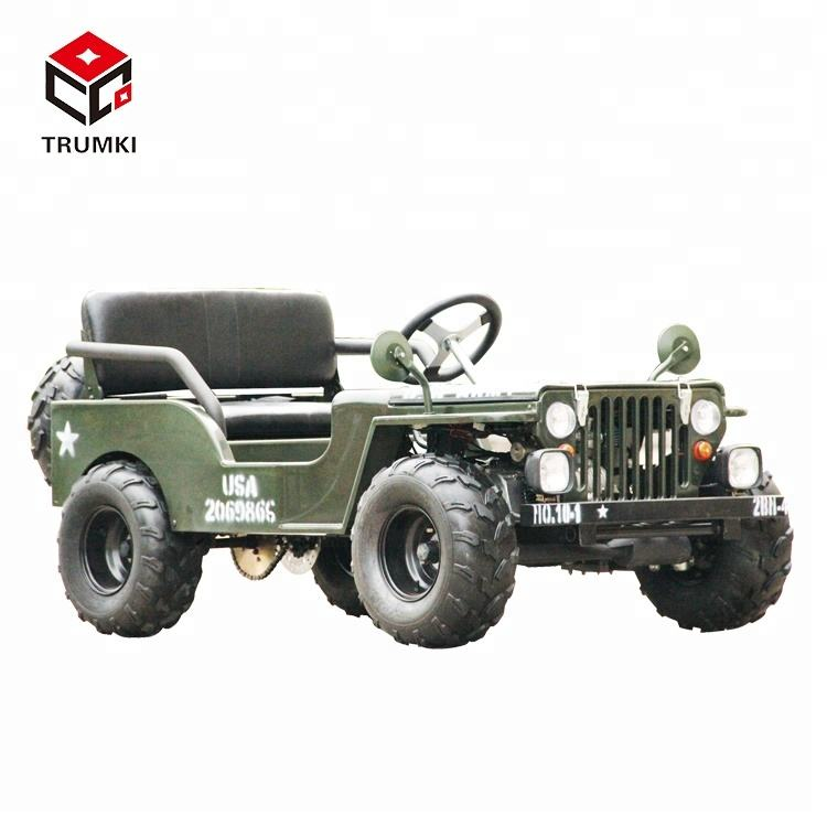 Vendita calda 150cc mini jeep