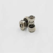 spring loaded panel fasteners
