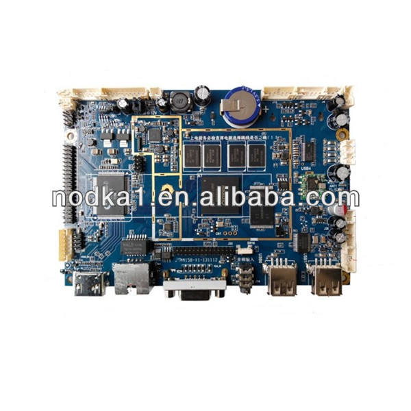 Quad Core ARM Industrie motherboard