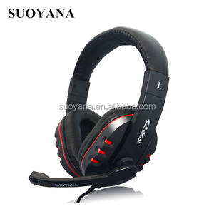 High Function Microphone USB headphone for Mobile