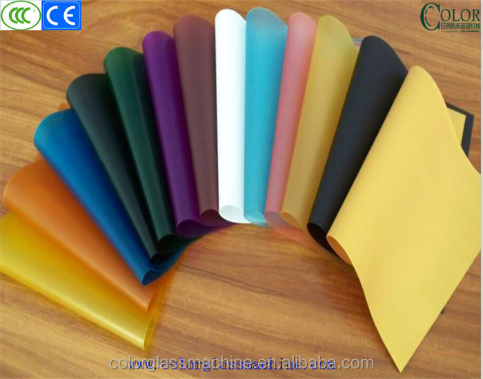 Stronger Adhesion strength eva film tpu high elastic film for glass