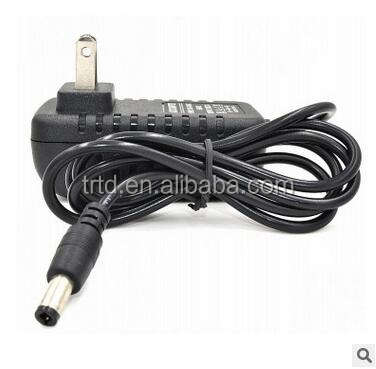 Switching ac dc adaptor 5v 9v 12v 24v power adapter 0.5a 1a 1.5a 2a with 3.5*1.35*150MM DC plug