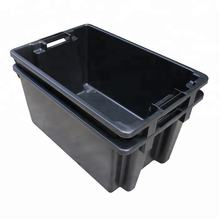 rigid container for water and seafood storage,plastic tote and plastic storage box