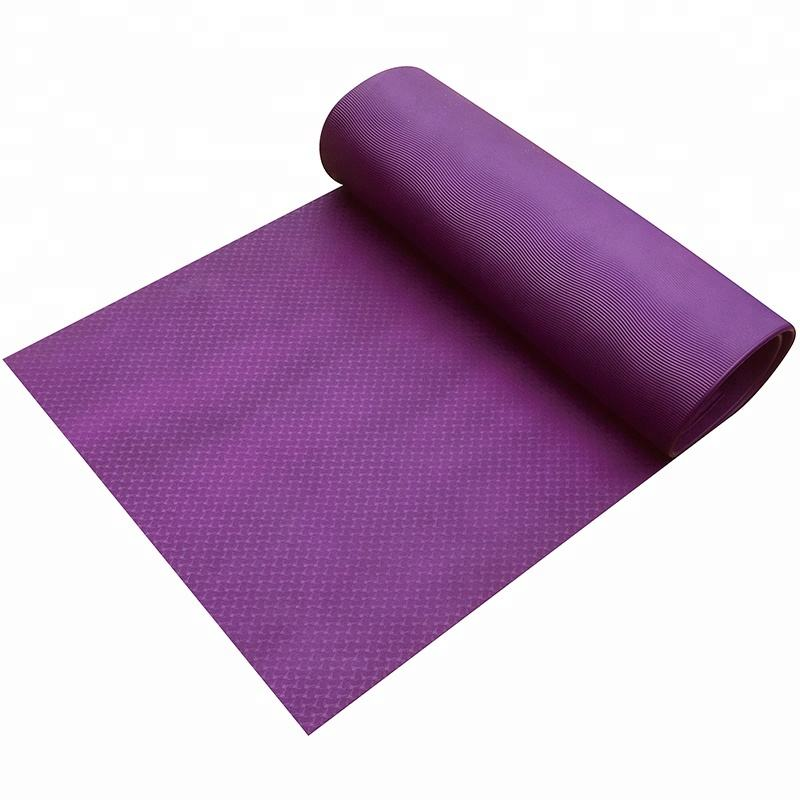 waterproof and non slip pu yoga mat from China manufacturer