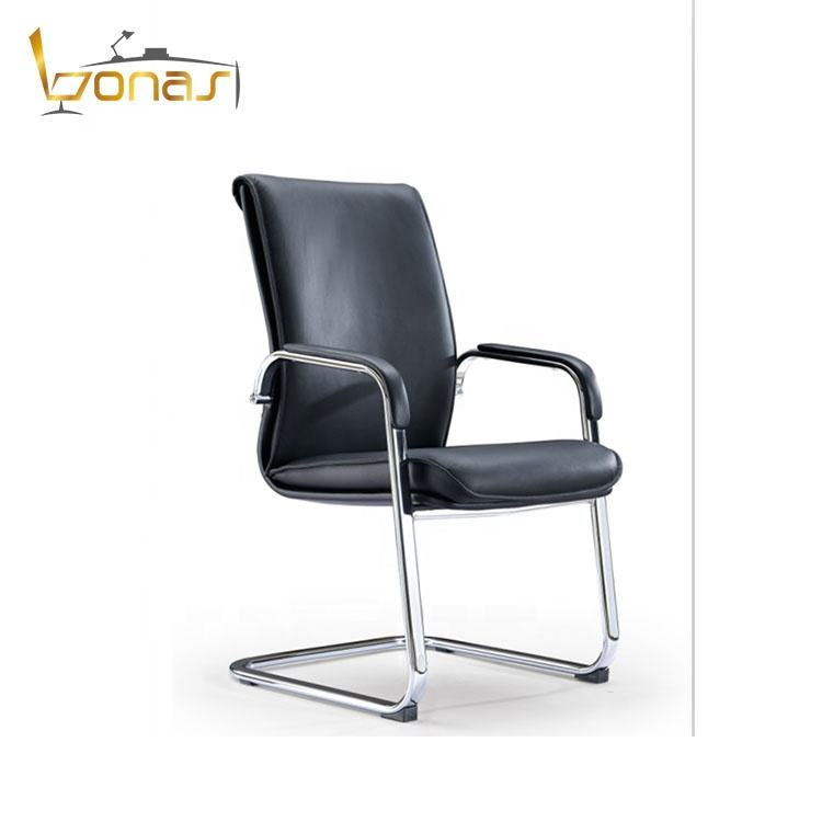 High Back Swivel Executive PU Leather Office Chair for CEO office