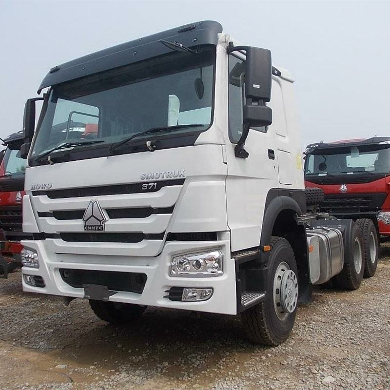 Cheap price sinotruk howo a7 tractor truck price for sale