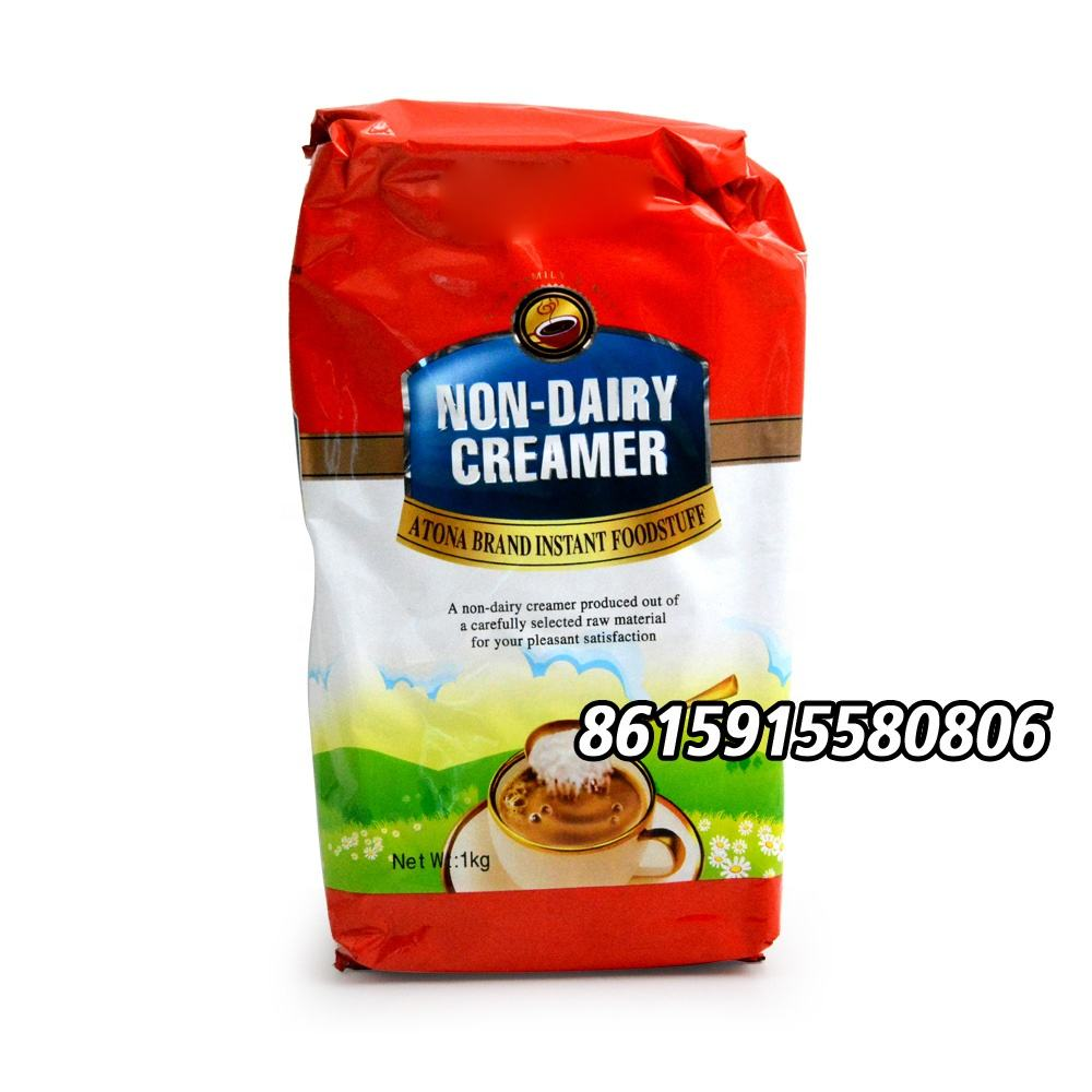 Wholesale 1KG Stand Package Non Dairy Creamer milk powder