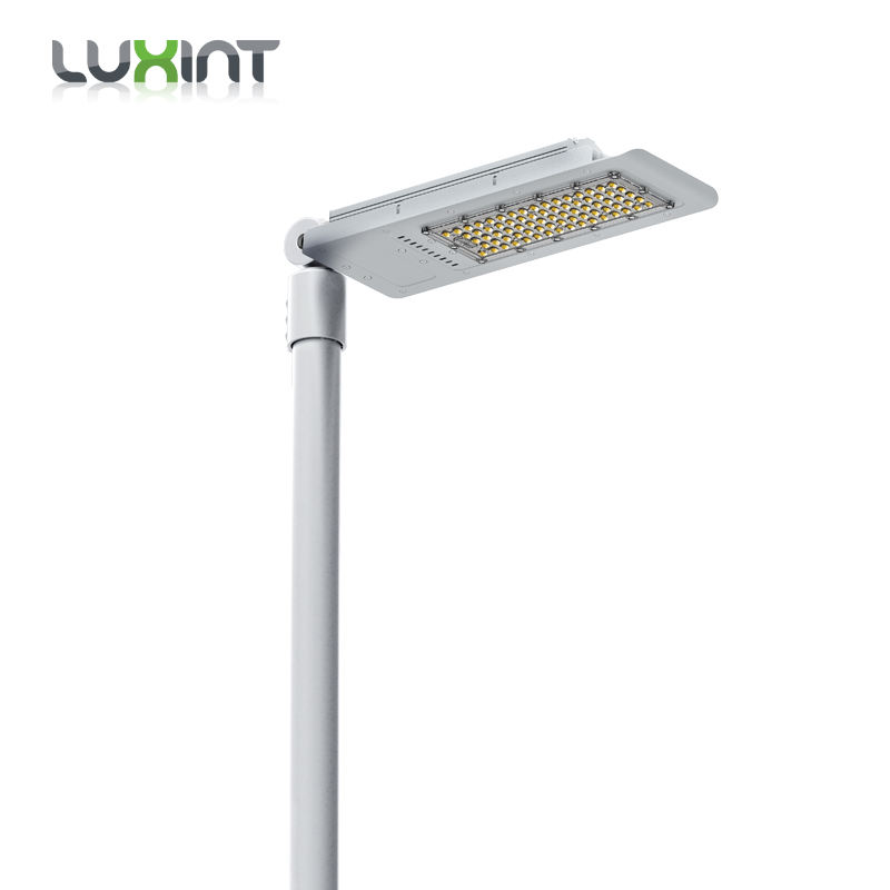 LUXINT Energy Saving Outdoor Projector Lights Solar Street Lamp Led