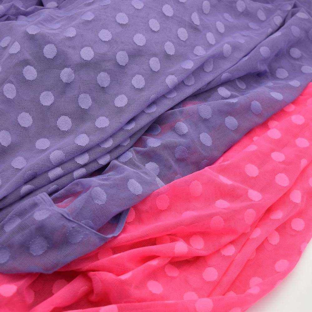Spot net spandex and nylon fabric Stretch soft wedding dress craft sewing 150CM width