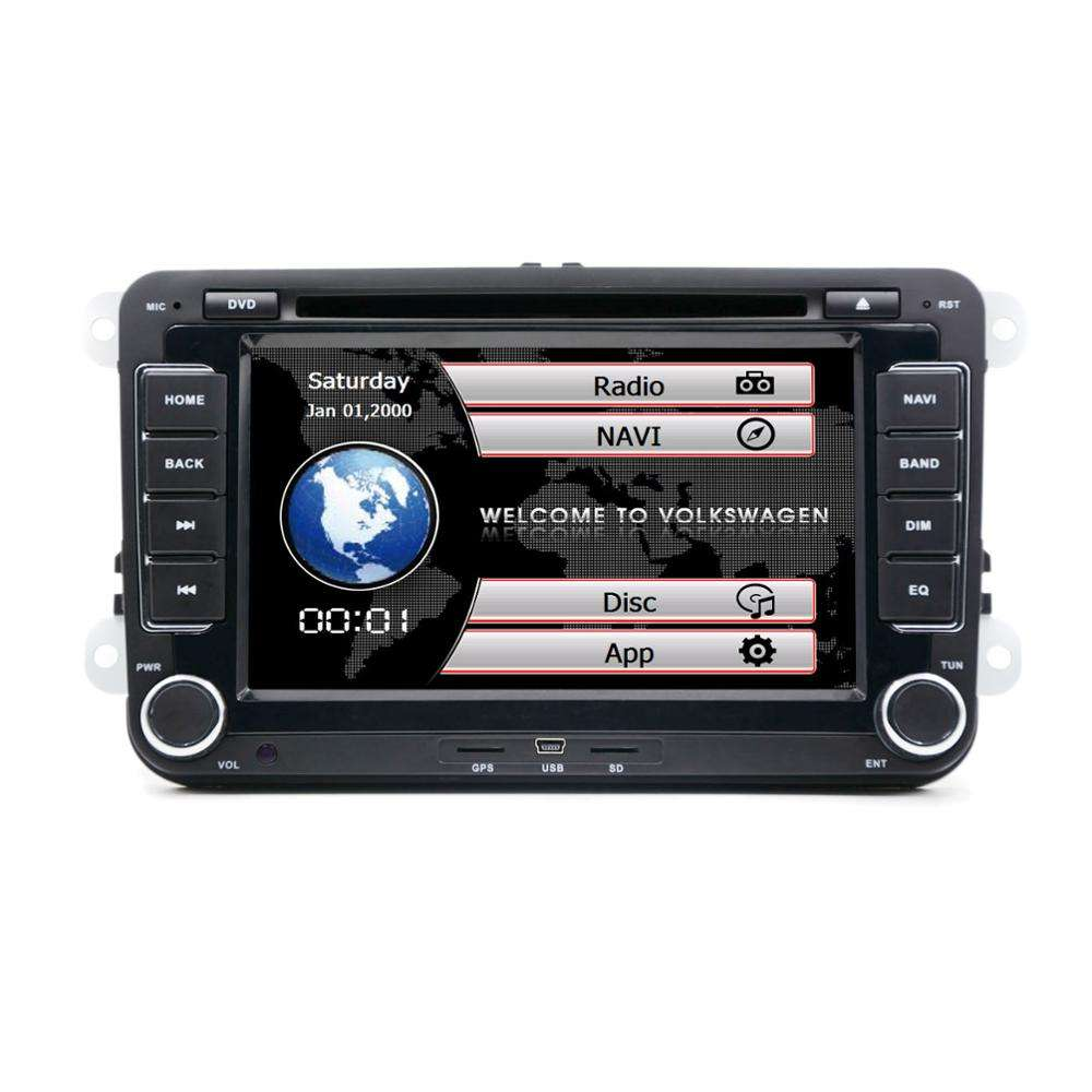 "7"" WinCE Car DVD with Radio Video player SD/USB socket for VW"