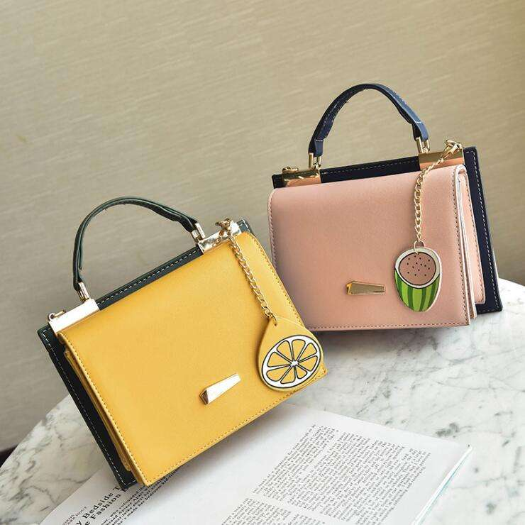 2020 Wholesale women bag simple handbag fashion messenger bag ladies small shoulder bag
