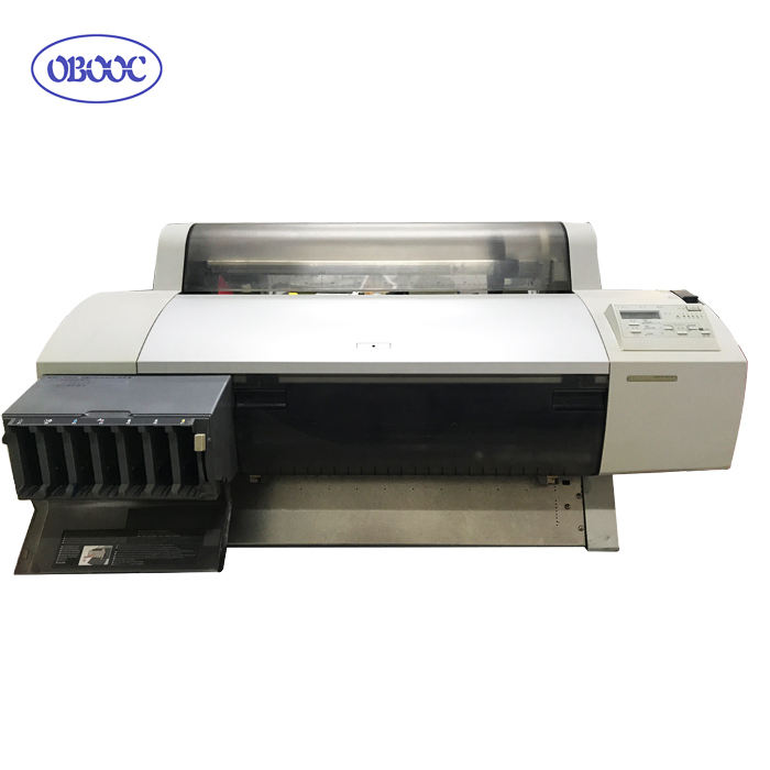 From Japan Second Hand Used A1 Sublimation Printer 7600 for Heat Transfer Printing on Fabric, Textile