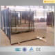 shopping mall mobile phone display kiosk, glass table show case for cell phone