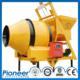 Concrete Mixer Machine Electric Motor Pump