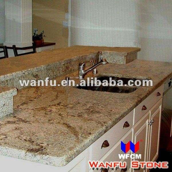 dessus <span class=keywords><strong>2012</strong></span> de cuisine de granit contre- en vente chaude (nouvelle arrivée)