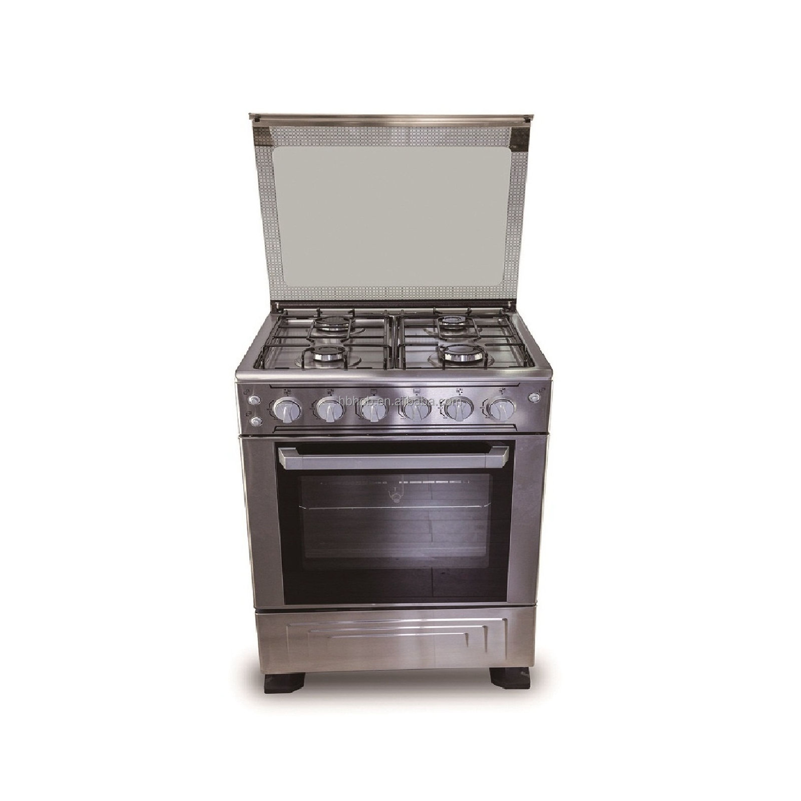 New model OEM/ODM 60cm free standing gas oven