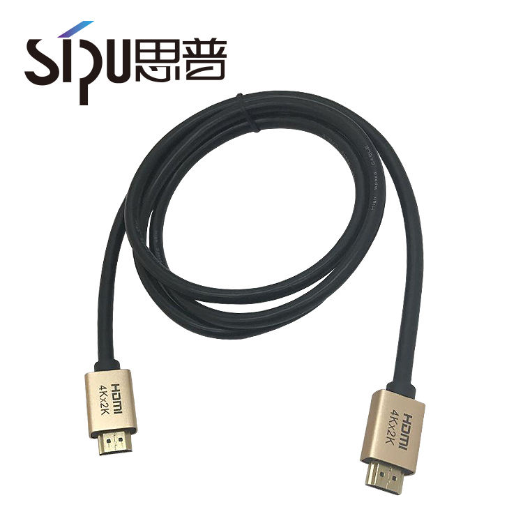 SIPU 2180 p tv 10ft tốt nhất thương hiệu thời trang hdmi cable