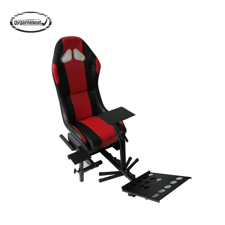 GY Adjustable Racing Wheel Game Seat For Logitech G25 G27 G29