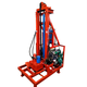 100m deep Portable Diesel Hydraulic Water Well Rotary Drilling Rig /Borehole Water Well Drilling Machine With electric start