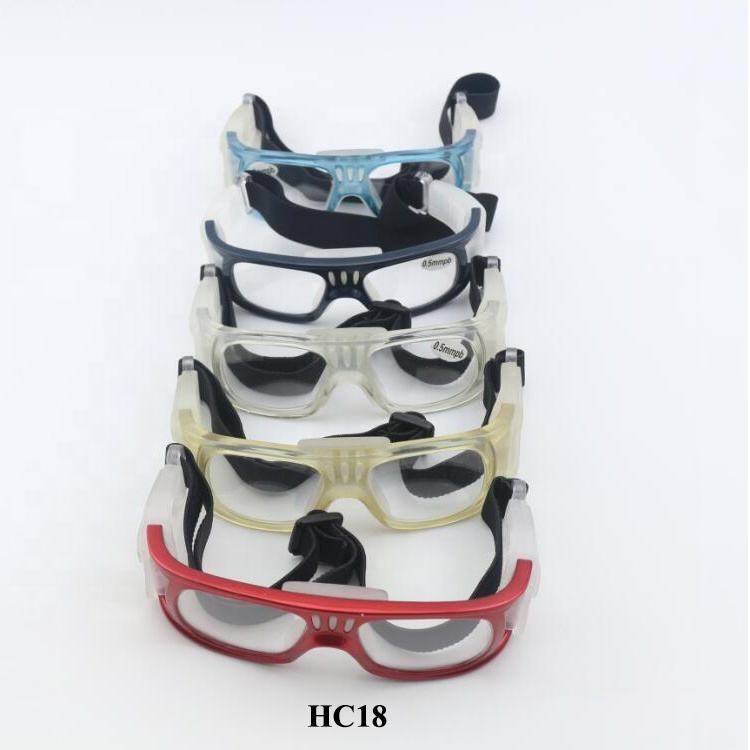 Comfortable and concise lead xray glasses for hospital