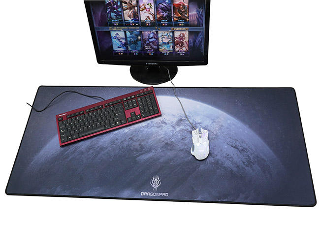 Tigerwings figa artificiale yugioh gaming mouse pad, gomma mouse gaming mat