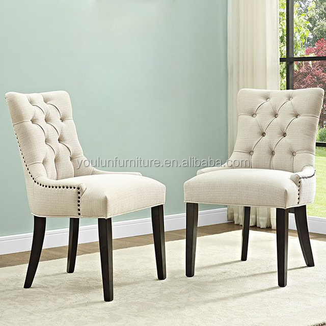 Modern Fabric Dining Room Chair
