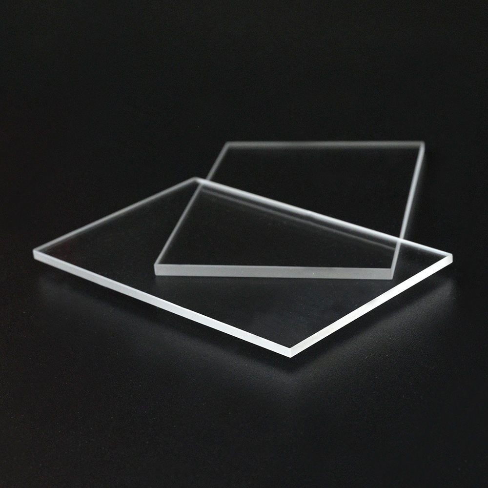 Customized High Transmittance Fused Silica Plate Quartz Glass Plate wholesale