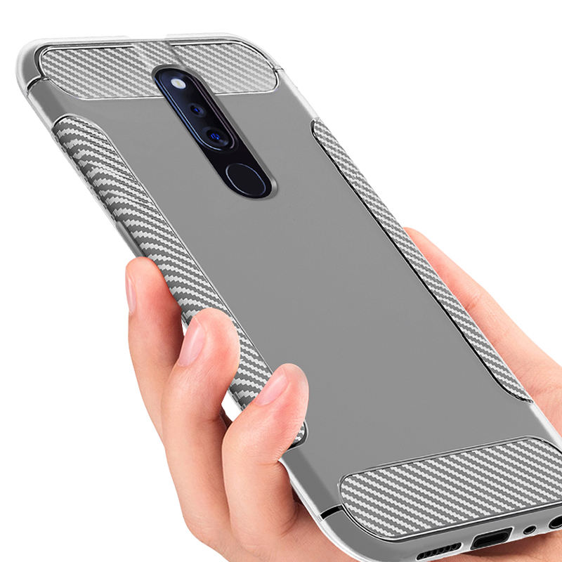 2019 Nieuwste Mode Anti Slip Crystal Matt TPU Soft Case voor OPPO <span class=keywords><strong>F11</strong></span> Pro