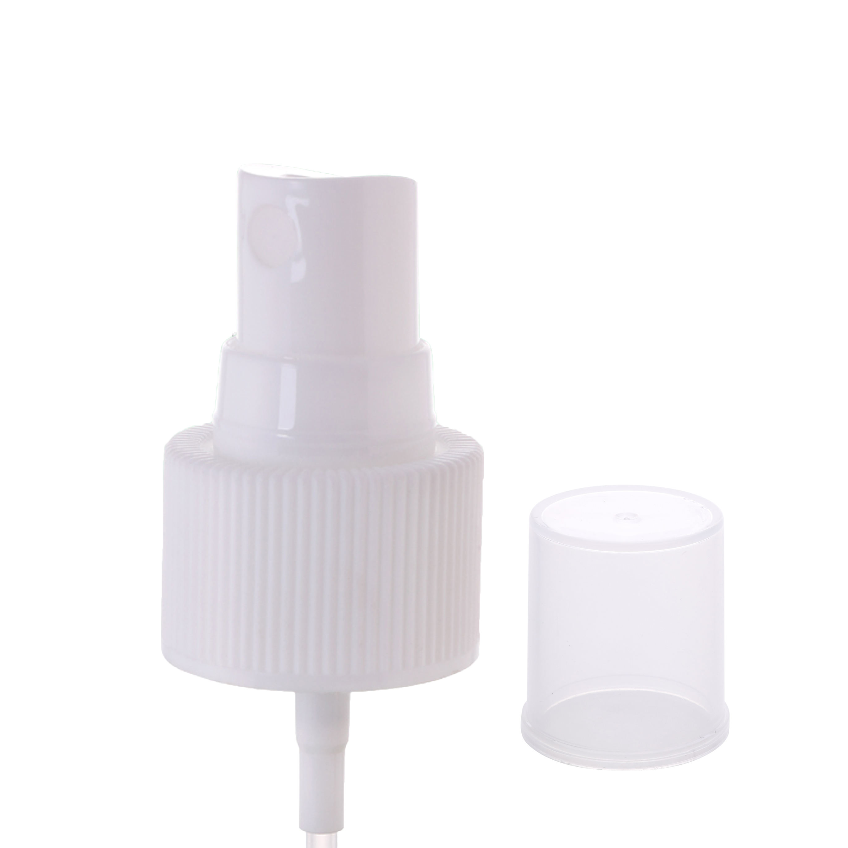Essential oil mist sprayer perfume crimp sprayer pump for amber glass bottle caps