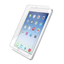 bubble free 2.5D custom made tempered glass 9h screen protector for ipad air  1 2 3 for ipad5  for ipad6