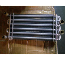 Heat Exchanger for Wall Hung Gas Boilers export to Italy Ukraine Russia
