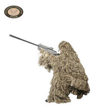 Hot sale wholesale custom desert ghillie suit hunting clothing