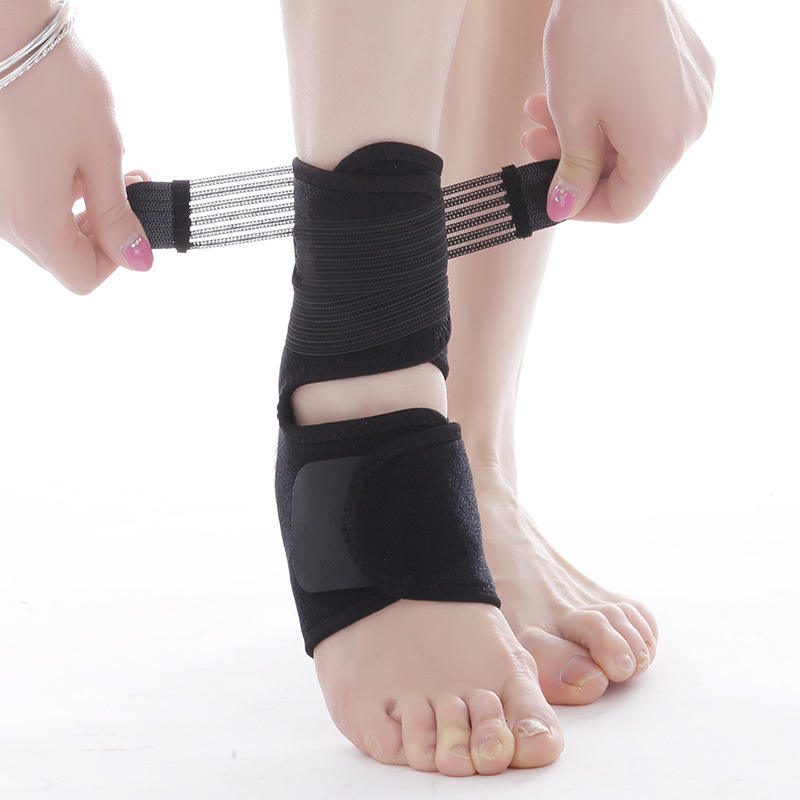 ข้อเท้า Pain Relief Therapy Orthosis Foot Drop Splint กันน้ำ