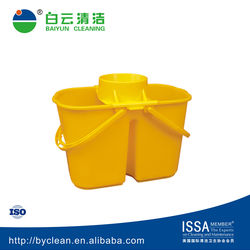 AF08060 hot selling 15liter Portable mop bucket in 2018