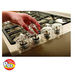 Transparent PS baby safety products child safety Oven Door Lock