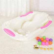 2018 Best Selling New Born Baby Infant Plastic Shower Bath Tub For Baby