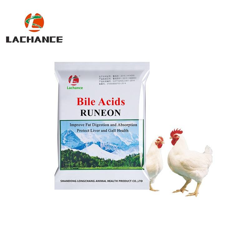 Nutrient promoter additives for poultry