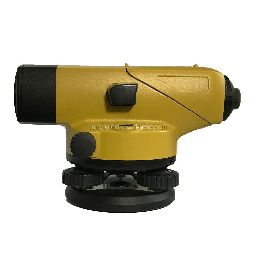 G3 new goods surveying digital level for topcon tripod