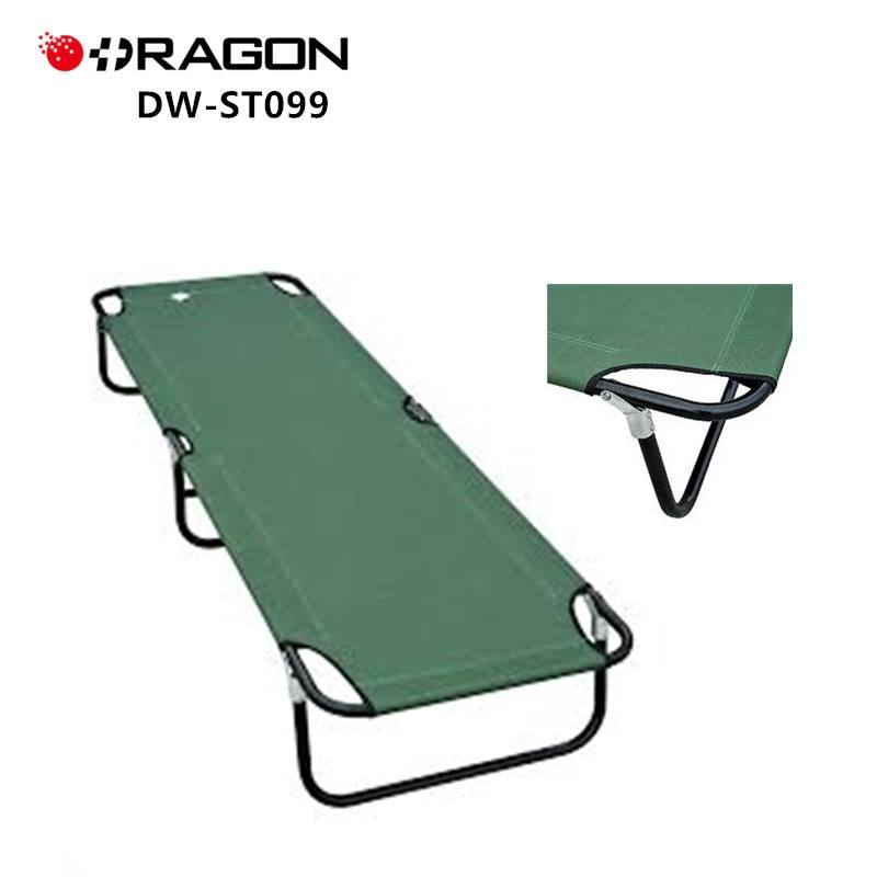 DW-ST099 Aluminum Portable Folding Military Army Field Bed For Camping