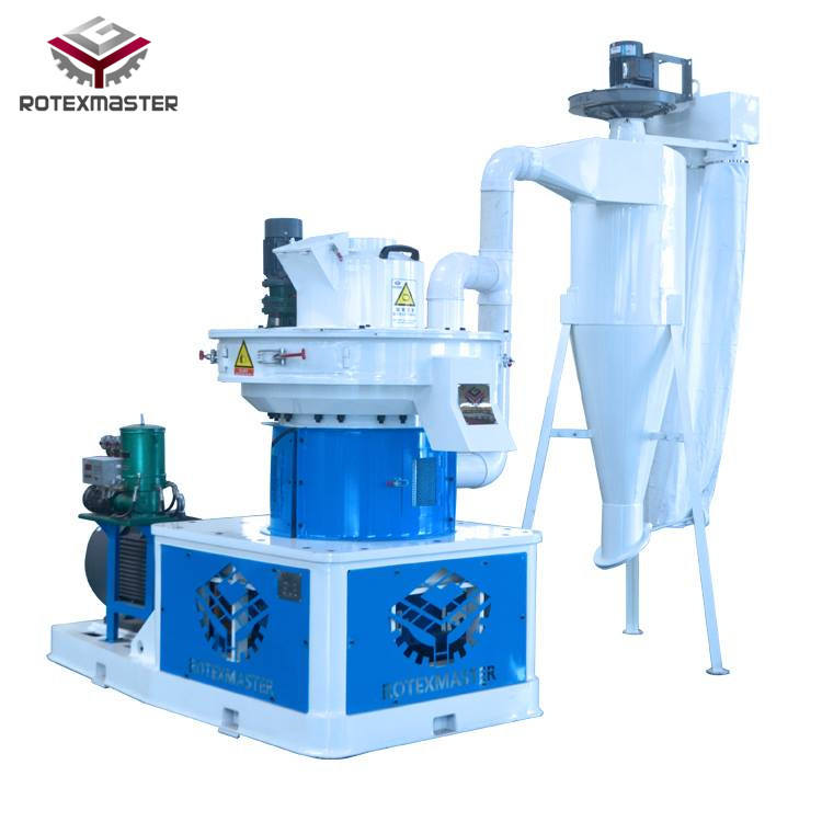 1.5ton/h China CE Approved biomass energy saw dust pellet machine