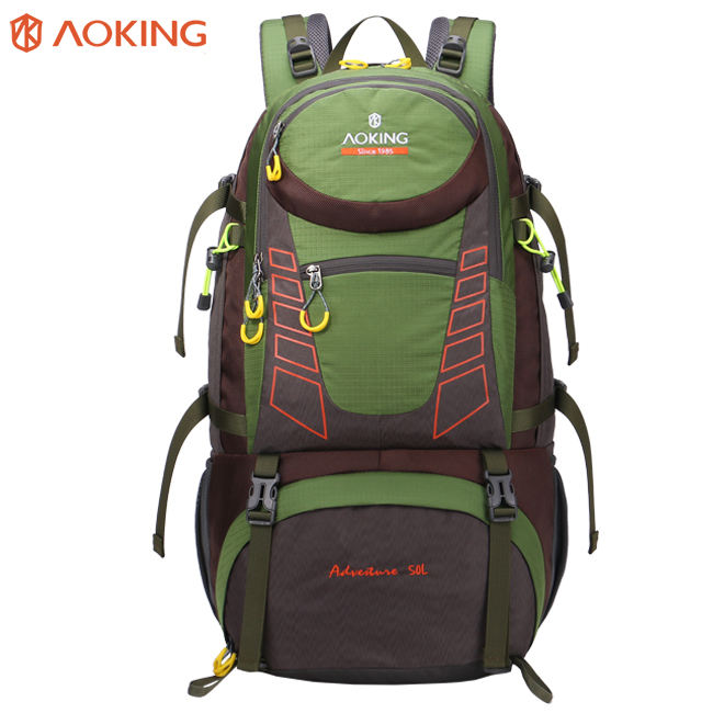 large capacity hunting backpack waterproof survival mountain backpack with rain cover
