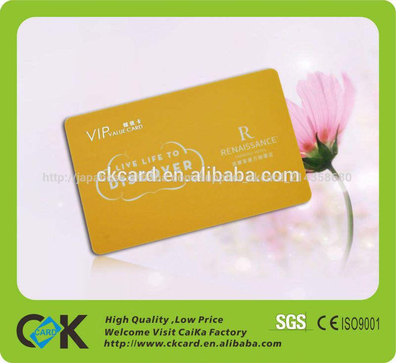 広く使われている専門メーカーからのビジネスカード