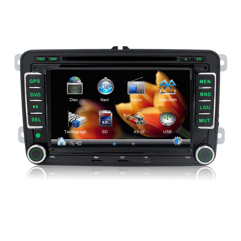 Heißer verkauf Bosion 7 zoll touch screen <span class=keywords><strong>auto</strong></span> mp3-player mit DVD GPS Bluetooth <span class=keywords><strong>Radio</strong></span> für <span class=keywords><strong>VW</strong></span>