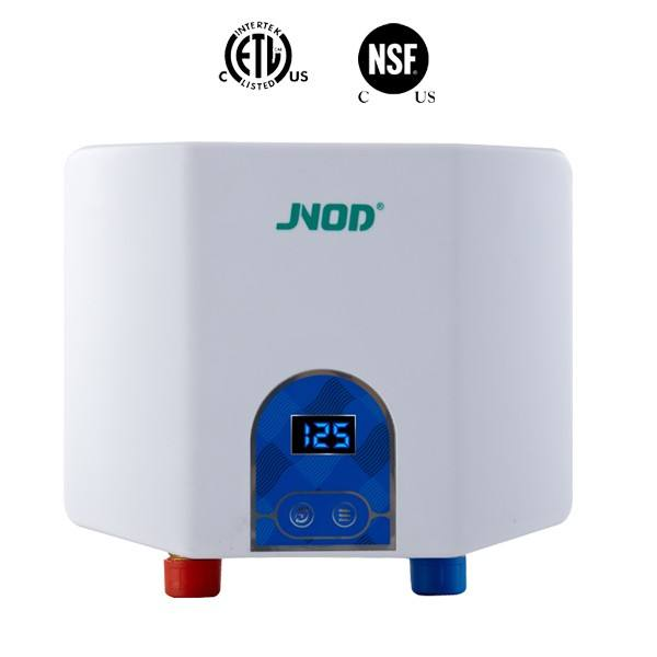 standard ETL 110V mini portable electric tankless hot water heater electricity saving device water bath heater