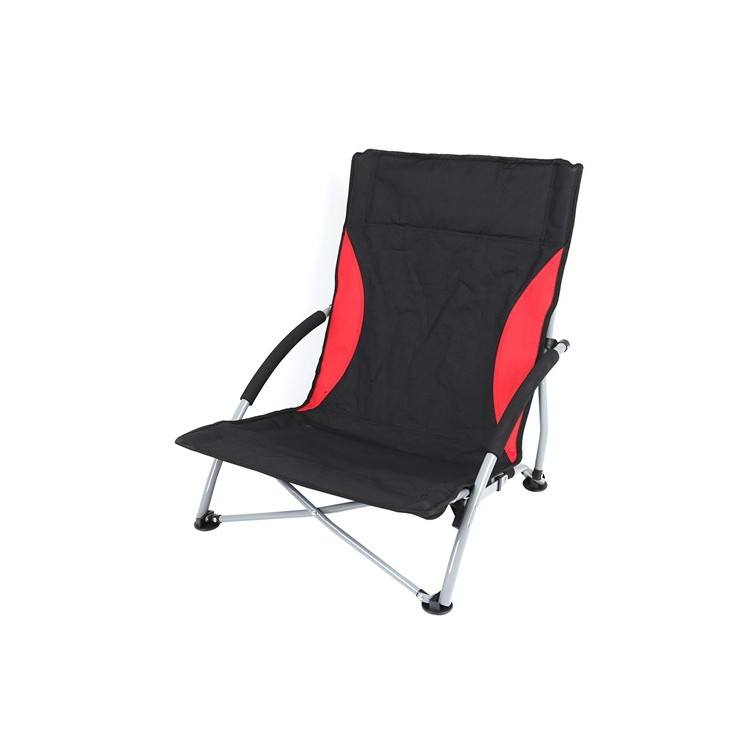 Heavy Duty Folding Camping Chair Outdoor Portable Seat Pop-Up Beach Armchair